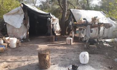 Santiago del Estero: Detectaron 40 trabajadores bajo presunta explotación laboral cerca de Quimilí