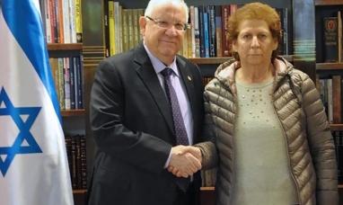 "Sara Garfunkel, madre de Nisman, afirmó: ""Sé que a mi hijo lo mataron"""