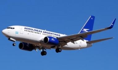 """Senadores del """"Frente de todos"""" insisten en la conectividad aérea patagónica"""