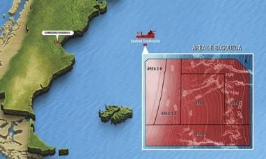 Submarino ARA San Juan: chequean dos nuevos contactos y uno está a solo 280 metros de profundidad