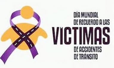 """Tercer domingo de noviembre: """"Día mundial en recuerdo de las víctimas de accidentes de tránsito"""""""