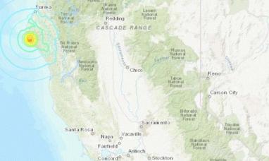 EE.UU.: Un terremoto de 5,6 sacude las costas de California