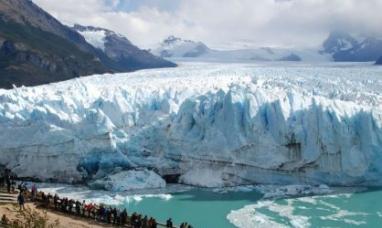 El tesoro de Argentina los glaciares: Legislado, pero no protegido