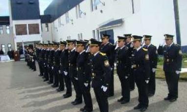 Tierra del Fuego: Abren inscripciones para el ingreso a la policía
