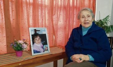 Tierra del Fuego: La abuela de la pequeña Agustina Varela convoca a una marcha al cumplirse 15 años de la muerte de su nieta