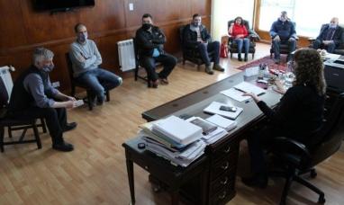 Tierra del Fuego: Adaptan las instalaciones de la legislatura para cumplir los protocolos