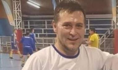 """Tierra del Fuego: Adiós a un astro del futsal, falleció en Río Grande Alejandro """"Guata"""" Navarro"""