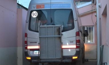 Tierra del Fuego: Advierten restricciones en acceso a transporte adaptado para discapacitados