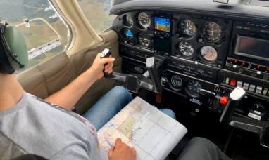 Tierra del Fuego: El aeroclub Río Grande estará disponible para el traslado de material sanitario