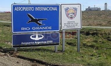 Tierra del Fuego: Aerolíneas Argentinas canceló el vuelo que llegaría el martes a Río Grande