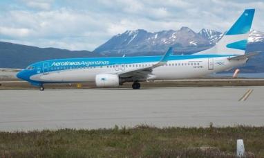 Tierra del Fuego: Aerolíneas Argentinas confirmó dos nuevos vuelos especiales a Ushuaia