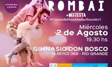 Tierra del Fuego: Alertan sobre venta de entradas para Rombai