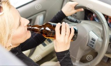 Tierra del Fuego: Algunas beben y mucho. Detectan a una mujer con 2.61 grados de alcohol en sangre