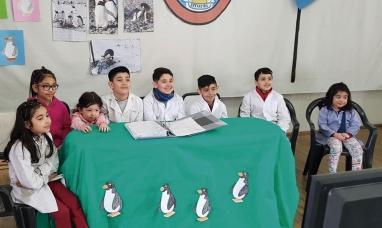 Tierra del Fuego: Alumnos de la base antártica Esperanza representarán a la provincia en la feria nacional de ciencias