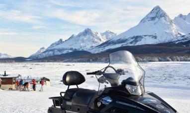 Tierra del Fuego: Amplia oferta de actividades invernales para el turismo interno