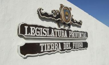 Tierra del Fuego: Mañana sesión especial en la  legislatura