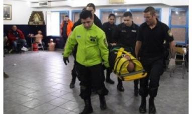 Tierra del Fuego: Se analizan los servicios de emergencia para implementar el Nº 911 como único