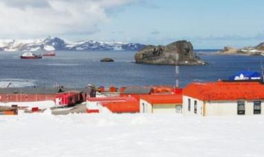 Tierra del Fuego: Antártida la vida en familia, el único lugar del país sin cuarentena