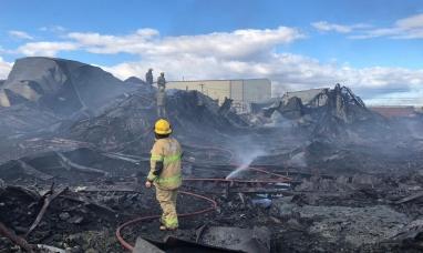 Tierra del Fuego: Se aprobó exención impositiva para empresa que fue arrasada por el fuego