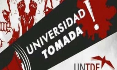 Tierra del Fuego: Asamblea estudiantil ratificó la toma de la UNTDF