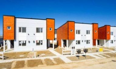 Tierra del Fuego: Aseguran que se están resolviendo los inconvenientes de las viviendas del gremio estatal