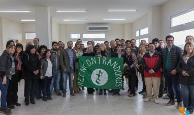 """Tierra del Fuego: La asociación civil """"Reencontrándonos"""" ya cuenta con edificio propio"""