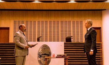 Tierra del Fuego: Asumió como juez del superior tribunal de justicia, el primer doctor en derecho