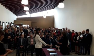 Tierra del Fuego: Asumieron los nuevos jueces de familia y minoridad en Río Grande