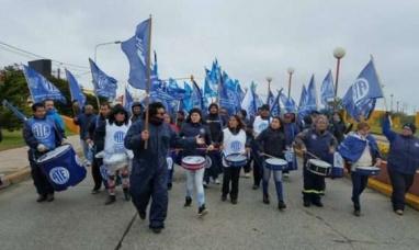 Tierra del Fuego: Gremio estatal se moviliza en la presente jornada