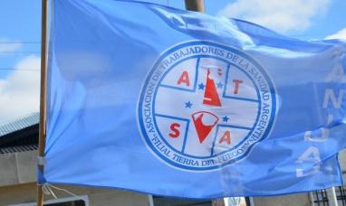 Tierra del Fuego: ATSA adhiere al paro y solo funcionarán las guardias mínimas en los hospitales