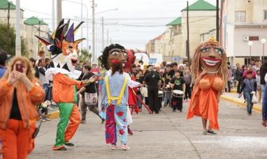Tierra del Fuego: El sábado 23 comienzan los festejos de carnaval en Río Grande