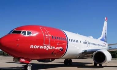 Tierra del Fuego: El sábado 21 de setiembre arriba a Ushuaia el primer vuelo de la low cost, (Bajo costo) Norwegian