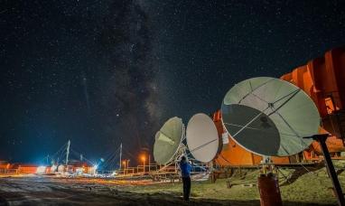 Tierra del Fuego: La TV pública fueguina encendió su señal en la Antártida
