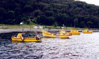 """Tierra del Fuego: Buscan que el sector pesquero de """"Almanza"""" tenga destacamento policial"""