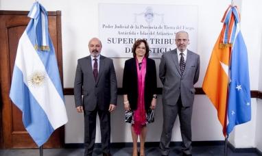 Tierra del Fuego: Cambio de presidencia en el superior tribunal de justicia durante 2019