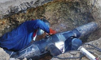 Tierra del Fuego: Camuzzi  habilitó el gas en un barrio de Río Grande