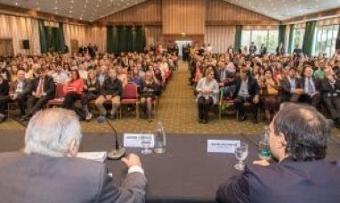 Tierra del Fuego: Cerraron las 45° jornadas nacionales de derecho administrativo en Ushuaia.
