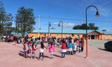 Tierra del Fuego: En la ciudad de Tolhuin se capacitó nuevamente sobre prevención de accidentes