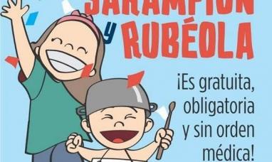Tierra del Fuego: Comenzó la campaña de vacunación contra el sarampión y rubeola