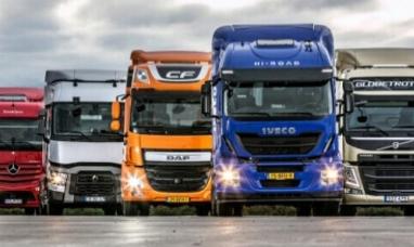 Tierra del Fuego: Comida y lugar de aseo para camioneros que ingresen a la provincia