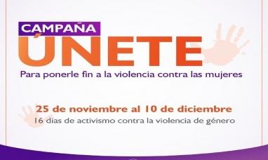 """Tierra del Fuego: Comienza en Río Grande la campaña """"Únete"""", para ponerle fin a la violencia contra las mujeres"""