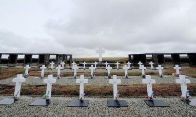 Tierra del Fuego: Comienzan hoy los trabajos de identificación de los soldados sepultados en Malvinas