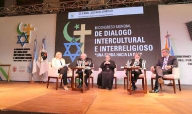 Tierra del Fuego: Con un llamado unánime por la paz, cerró el congreso mundial de diálogo intercultural e interreligioso