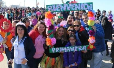 Tierra del Fuego: Con una kermes, juegos y regalos, Río Grande se prepara para recibir la primavera