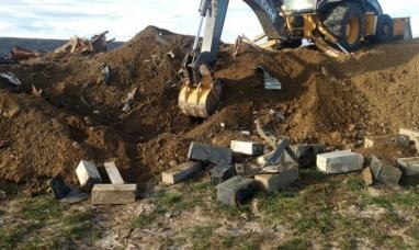 Tierra del Fuego: Concesionaria de Río Grande enterraba baterías de autos y fue multada