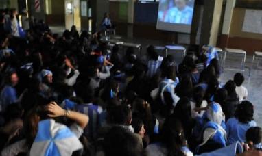 Tierra del Fuego: Confirman que alumnos podrán ver el mundial en todas las escuelas
