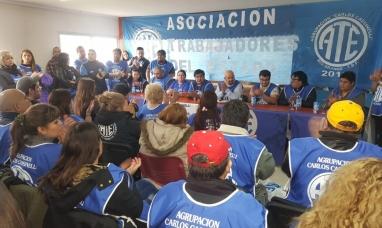 Tierra del Fuego: Congreso de ATE rechazó la intervención