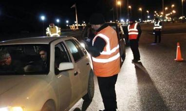 Tierra del Fuego: Controles de tránsito en Río Grande, fueron incautados 30 rodados