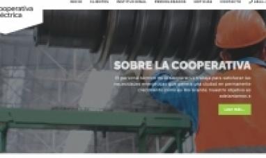 Tierra del Fuego: La cooperativa eléctrica de Río Grande lanzó nuevo portal web