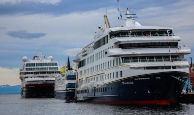 """Tierra del Fuego: El crucero """"Stella Australis"""" abre la temporada de cruceros 2019-2020"""